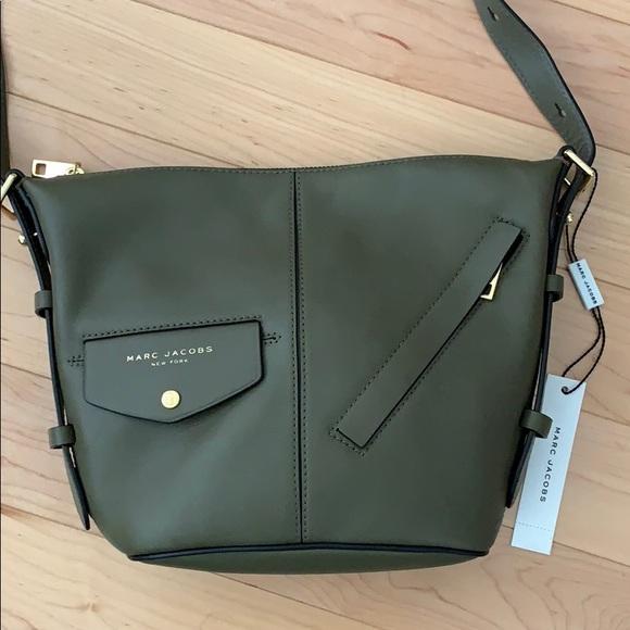 10bdc5015442a2 Marc Jacobs Bags | Mini Sling Convertible Leather Hobo | Poshmark